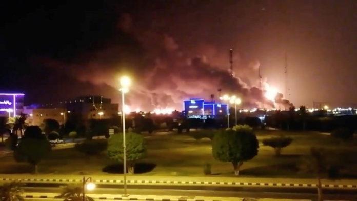 saudi oil field attack