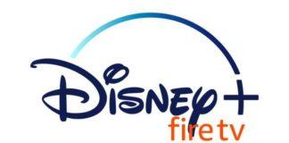 Disney+ on fire tv